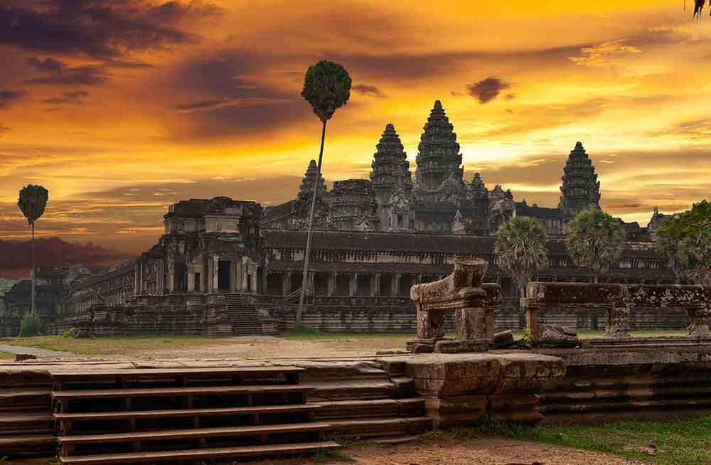 Groupe Paul – Circuit de Phnom Penh à Angkor (8 jours)