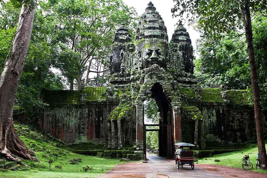 M. et Mme CHAUSSE – Circuit classique Cambodge