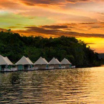 4 Rivières Eco-lodge