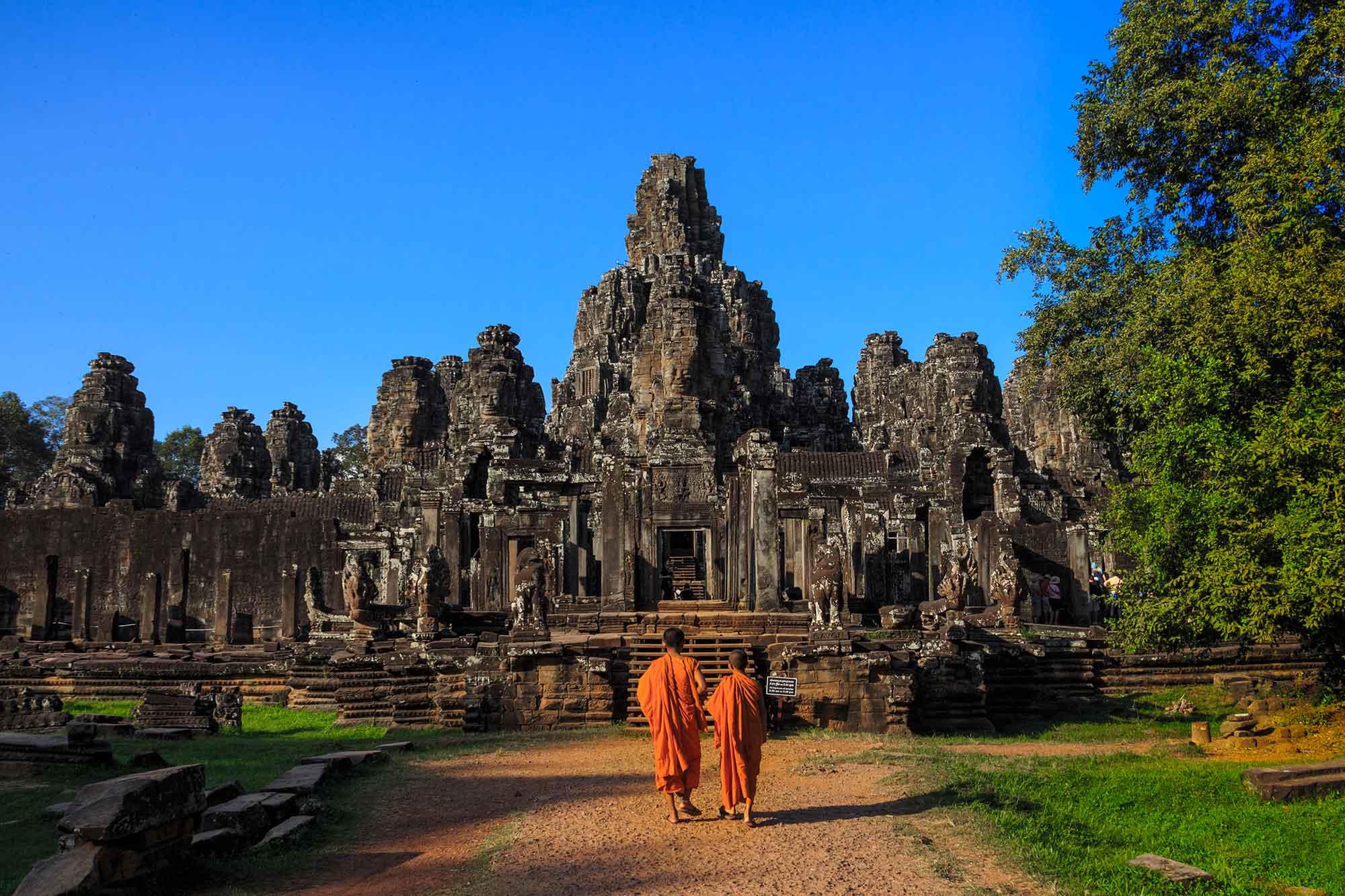 Groupe Ferdenzi – Découverte du Cambodge – Avril 2013 (14 jours)