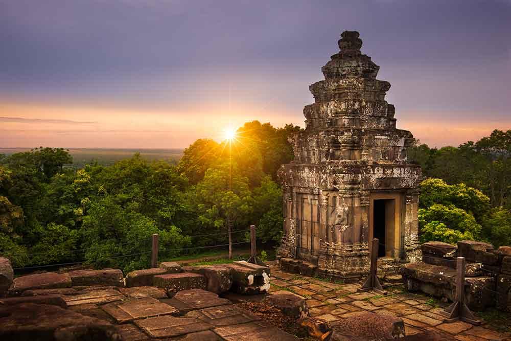 Famille LEMESRE – Circuits Essentiels du Cambodge – Décembre 2011 (5 jours)