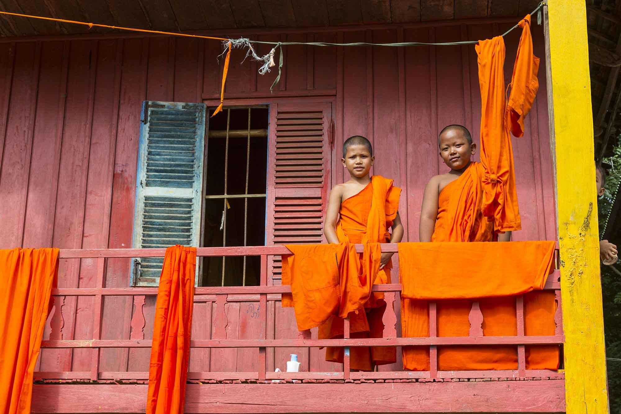 Famille CHAPUY – Cambodge rapide – Octobre 2012 (5 jours)