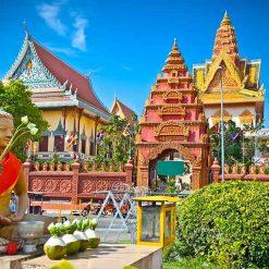 Temple Wat Ounalom