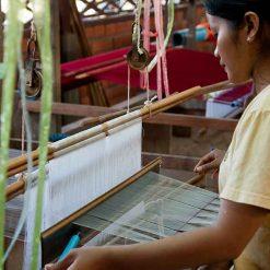 Ferme de la soie de Siem Reap