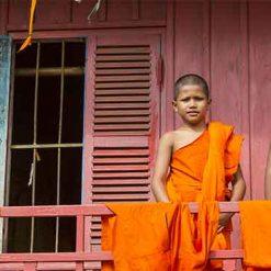 Temples autour du Tonlé Sap