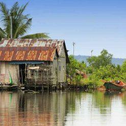 Autour du Tonlé Sap