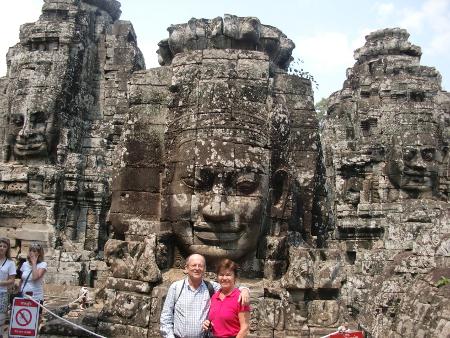 Mr et Mme CORDIER – Découverte du Cambodge – Mars 2012 (8 jours)