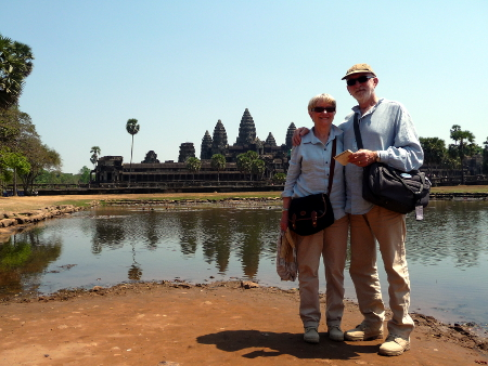 D et G Guyonnet – Découverte Cambodge (10 jours)