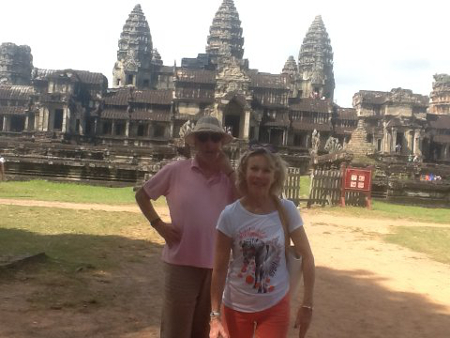 Mr et Mme VASSILOPOULOS – Birmanie et Cambodge